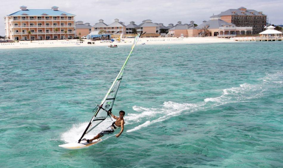 Watersports Kitesurfing