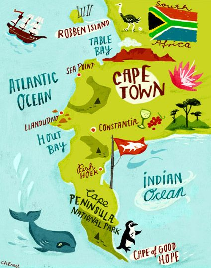 Get The Feet Wet Within The Cape The Very Best Beaches in Cape