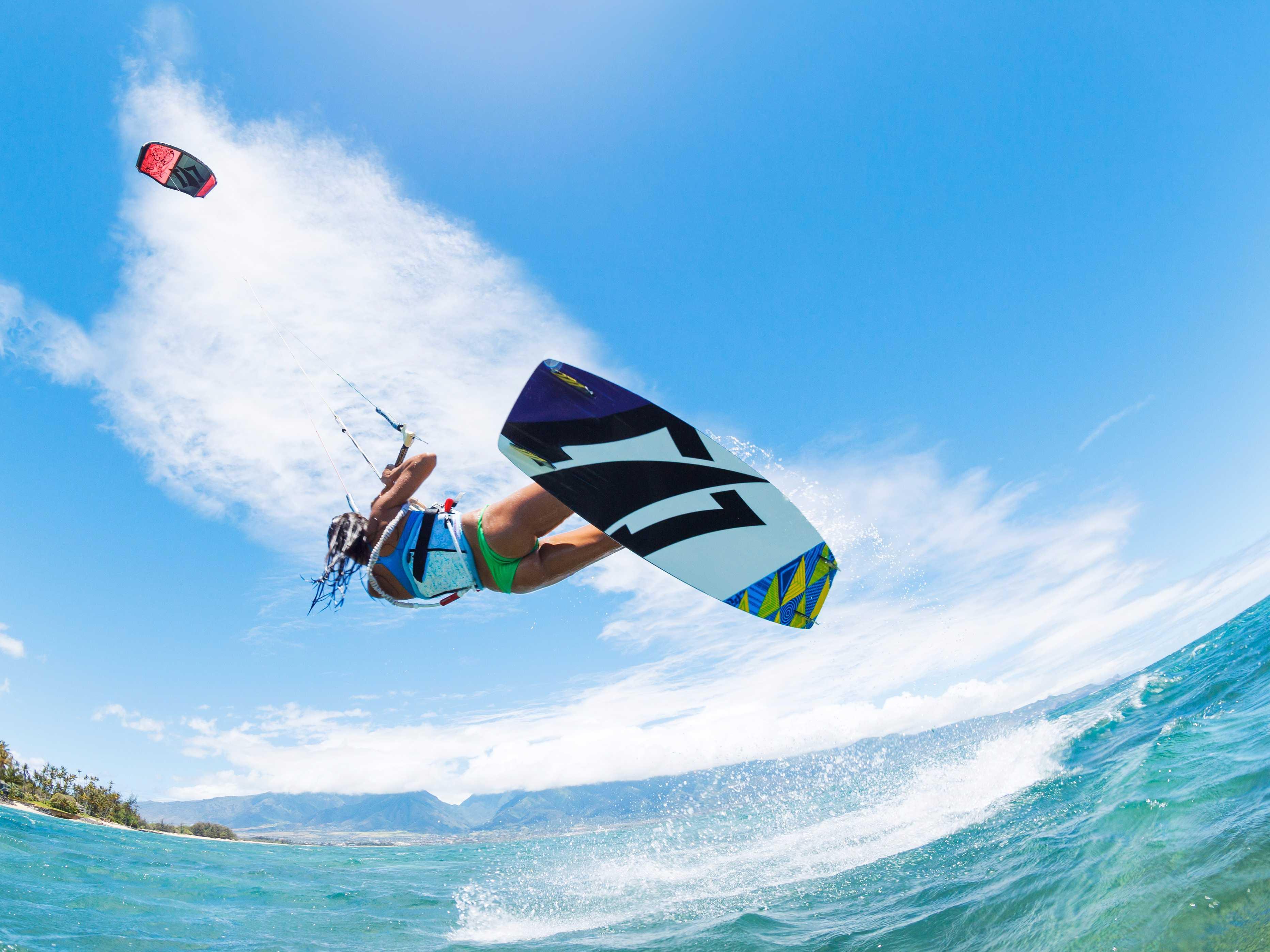 Kitesurfing Cape Town