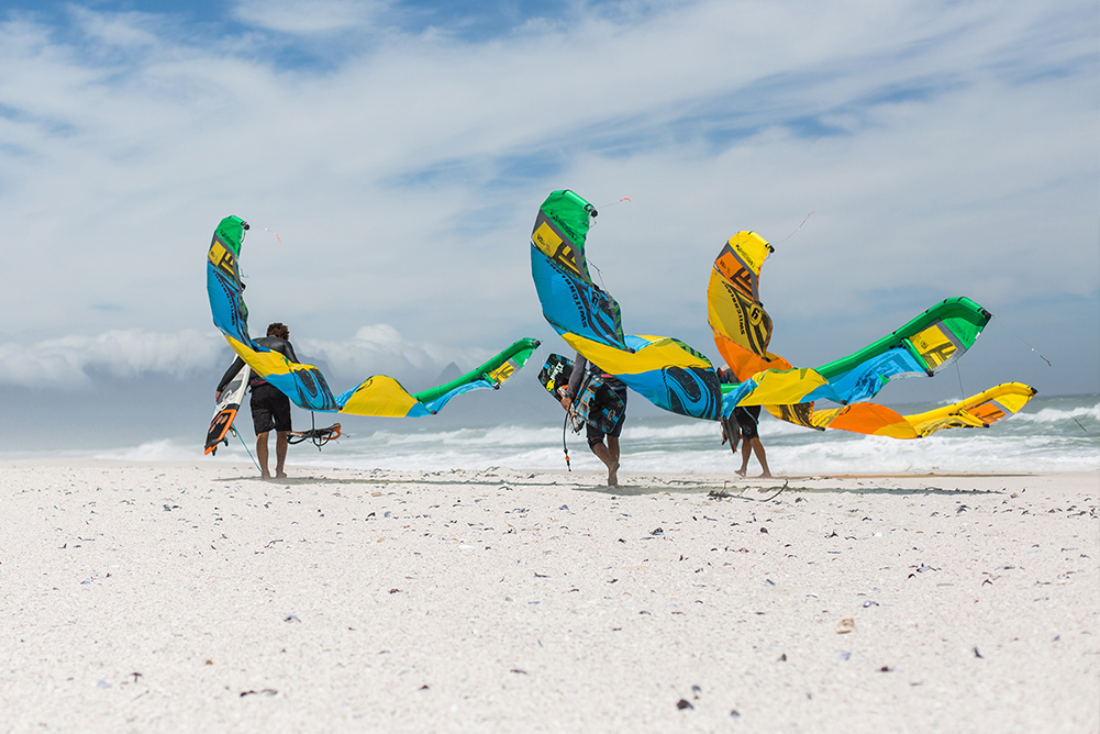 Kitesurfing South Africa Kite Beaches