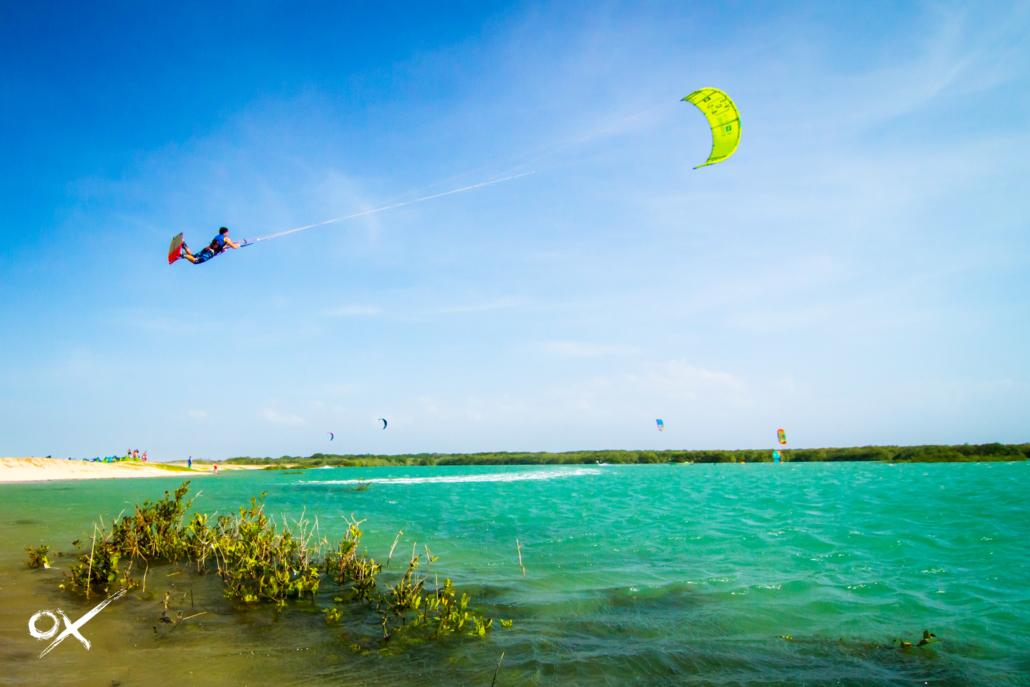 Barra Grande Kitesurfing Image